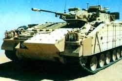 Уорриор — боевая машина пехоты