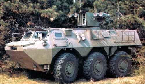 ХОТ — противотанковый ракетный комплекс с полуавтоматической системой управления