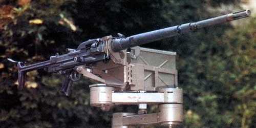 ААТ NF1 — 7, 62-мм универсальный пулемет