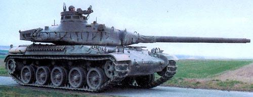 АМХ-30 — основной боевой танк