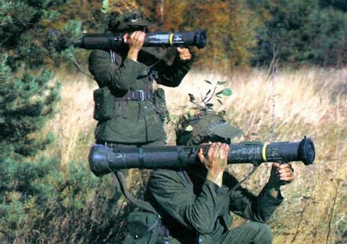 АТ-4 — ручной гранатомет