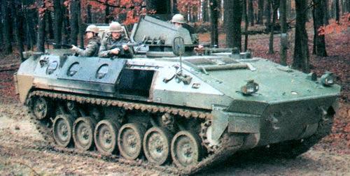 AV90 — бронетранспортер
