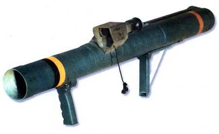 C-90 — ручной противотанковый гранатомет одноразового действия