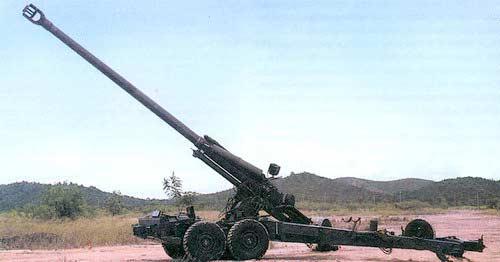 FH-88 — 155-мм буксируемая пушка-гаубица