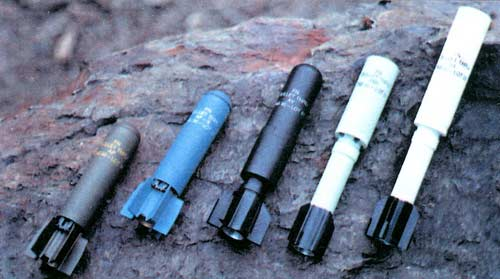 FN «Телгрен» — винтовочная граната