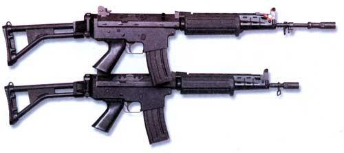 FNC 80 — 5, 56-мм винтовка
