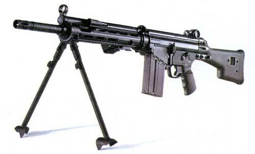 НК 21 — 7, 62-мм универсальный пулемет