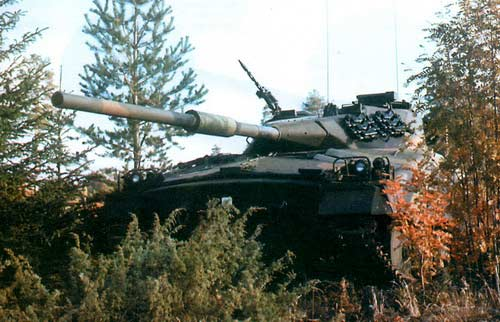 Ikv 91 — легкий танк