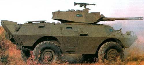 LAV-150 —универсальный колесный бронетранспортер (4 х 4)