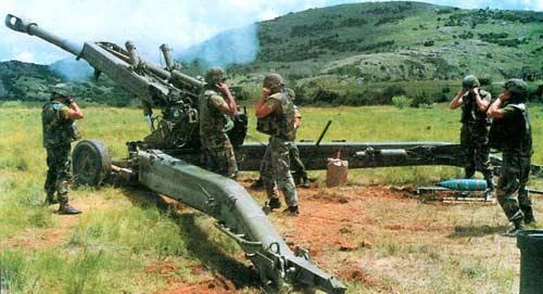 LTH — 155-мм буксируемая пушка-гаубица