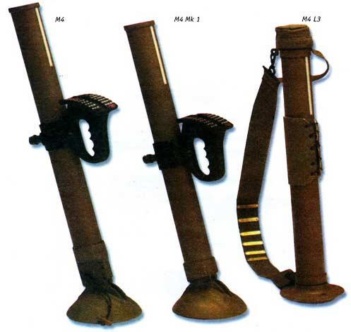 М4 — 60-мм миномет
