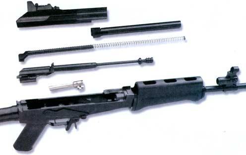 М62 — 7, 62-мм автомат (М76)