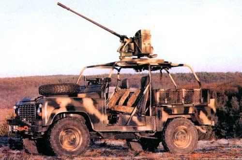 М621 — 20-мм автоматическая пушка