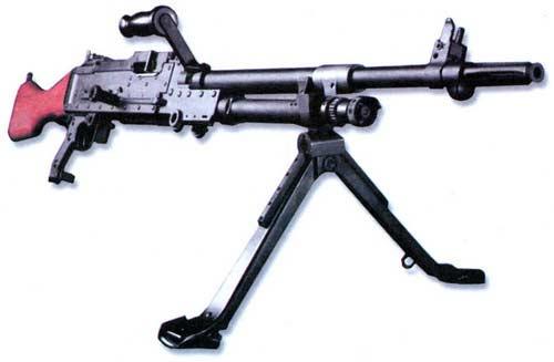 MAG — 7, 62-мм универсальный пулемет
