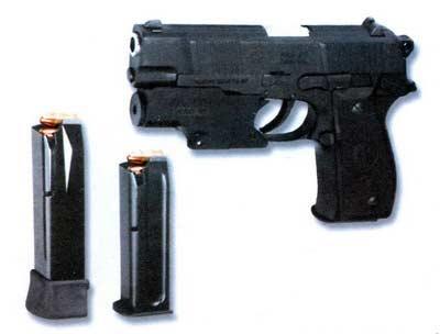 MAG-95 — польский 9-мм автоматический пистолет