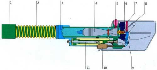 МСВ 60 — 60-мм пушка-миномет