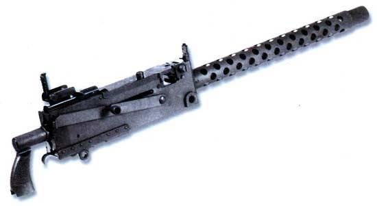 MG 4 — 7, 62-мм тяжелый пулемет