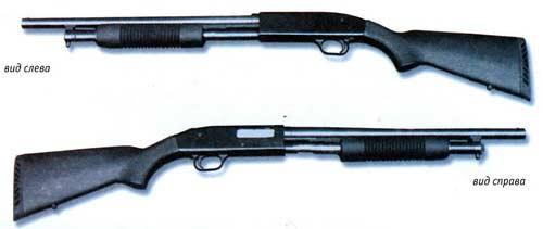 Mossberg Model 500 ATP 6 - ружье 12-го калибра