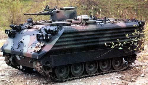 бронетранспортер M113