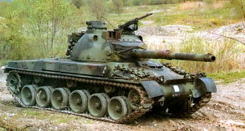 танк Pz68/88