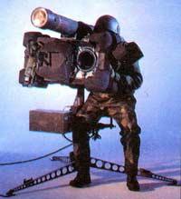 RBS 70 — зенитный ракетный комплекс малой дальности