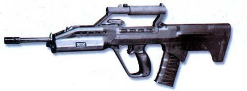 SAR 21 — семейство винтовок калибра 5, 56 мм