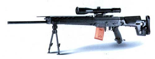Снайперская винтовка SG 550 «Снайпер»