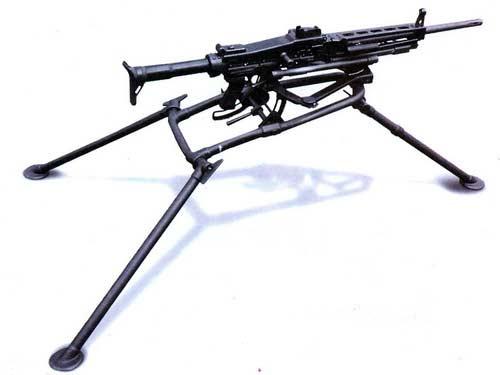 SIG 710-3 — 7, 62-мм универсальный пулемет