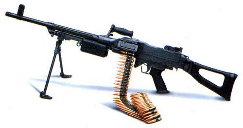 SS77 — 7, 62-мм универсальный пулемет