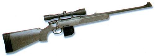 SSG-69 — 7, 62-мм снайперская винтовка