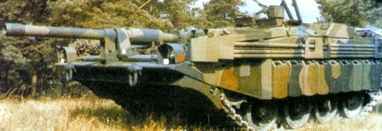 STRV 103 — основной боевой танк