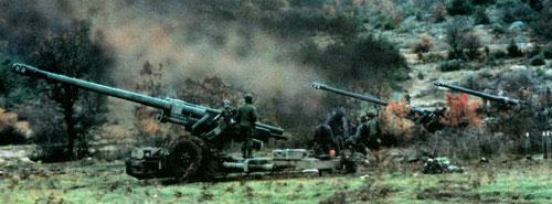 TR — 155-мм буксируемая пушка-гаубица