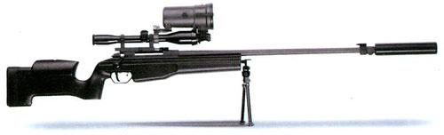Снайперская винтовка TRG-21