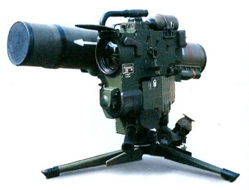 RIGAT— комплекс противотанковых управляемых ракет