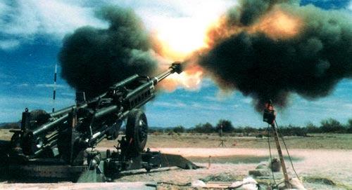 UFH — 155-мм буксируемая пушка-гаубица